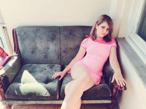 Seksi otelde buluşan bayan Aydil